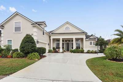 St Augustine Single Family Home Contingent: 279 Holland Drive