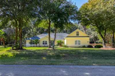 St Augustine Single Family Home For Sale: 3369 Kings Road South