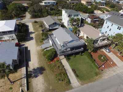 St Augustine Single Family Home For Sale: 5361 Atlantic View