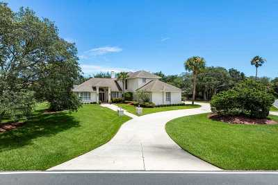 St Augustine Single Family Home For Sale: 426 Marsh Point Circle