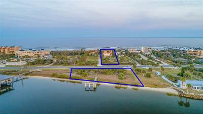 Single Family Home For Sale: 7830 A1a S