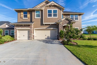 St Augustine Single Family Home Conting_accpt Backups: 308 Athens Drive