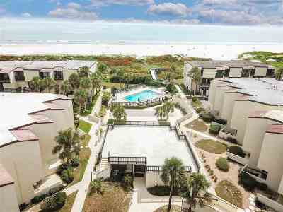 St Augustine Beach Condo For Sale: 5650 A1a S. #g-236 #G236