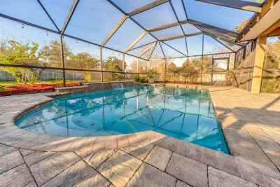 St Augustine Single Family Home For Sale: 1201 Springhealth Ct