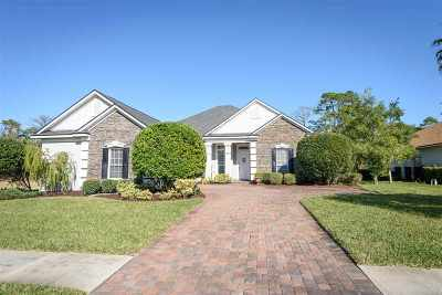 St Augustine Single Family Home For Sale: 301 Valverde Lane