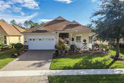 St Augustine Single Family Home For Sale: 1108 Inverness