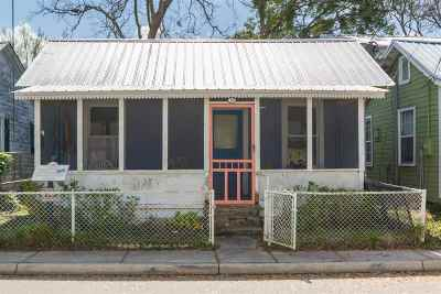 Single Family Home For Sale: 33 Bernard Street