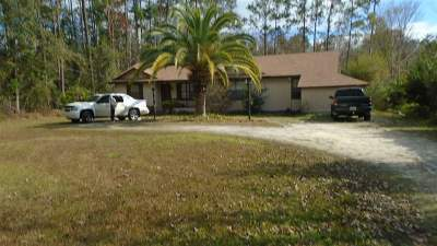 St Augustine Single Family Home For Sale: 8549 Crosswinds