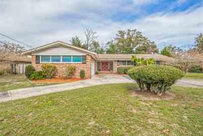 Jacksonville Single Family Home For Sale: 1429 Carlotta Rd W