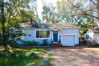 Jacksonville Single Family Home For Sale: 4610 Woolman Ave