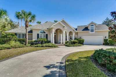 St Augustine Single Family Home For Sale: 258 Fiddlers Point Dr
