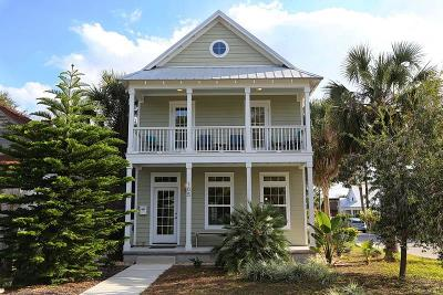 St Augustine Single Family Home For Sale: 105 South Street