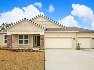 St Augustine Single Family Home For Sale: 125 Goldenrod Lake Dr