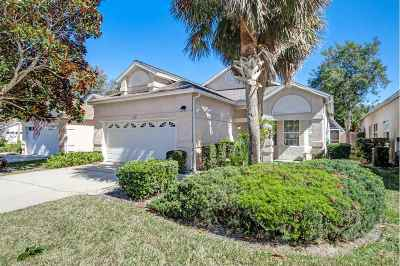 St Augustine Beach FL Single Family Home For Sale: $319,900