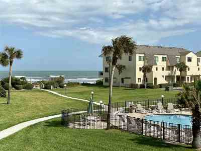 Condo For Sale: 8550 A1a South #115