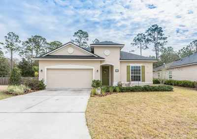 St Augustine FL Single Family Home For Sale: $244,900