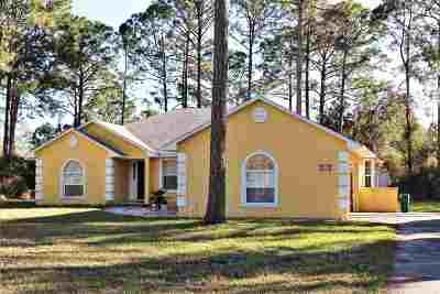 St Augustine FL Single Family Home For Sale: $299,000