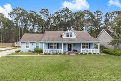 St Augustine FL Single Family Home For Sale: $319,000