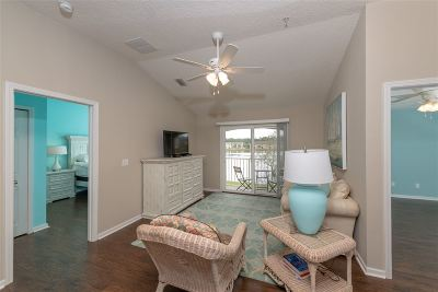 St Augustine Condo For Sale: 918 Golden Lake Loop