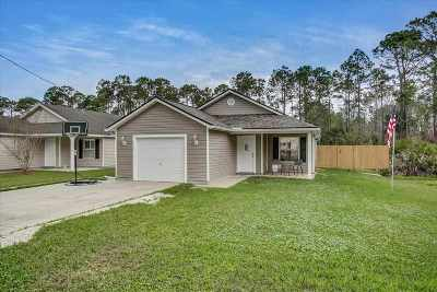 St Augustine Single Family Home For Sale: 1000 Lee St