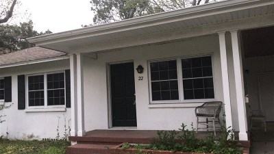 St Augustine Single Family Home For Sale: 22 Solono Ave
