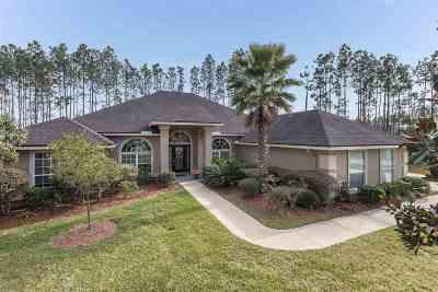 St Johns FL Single Family Home For Sale: $425,000
