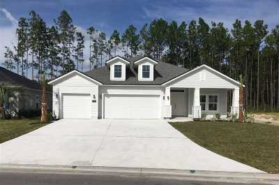 Saint Johns County Single Family Home For Sale