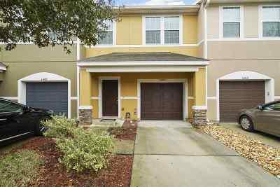 Jacksonville FL Townhouse For Sale: $182,000