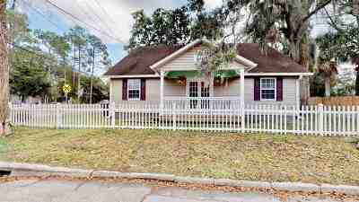 St Augustine Single Family Home For Sale: 26 Palmer Street