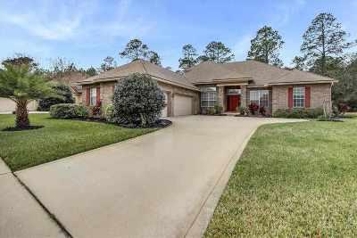 St Augustine Single Family Home For Sale: 345 Tavistock Drive