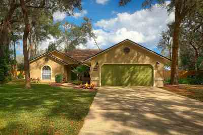St Augustine Single Family Home For Sale: 508 Jeffrey Drive