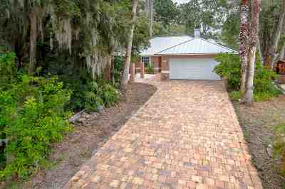 St Augustine Beach Single Family Home Conting_accpt Backups: 5 Wave