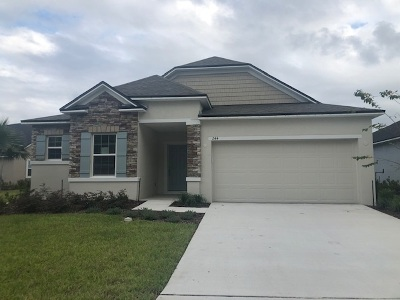 Saint Johns County Single Family Home For Sale: 244 Tumbled Stone Way