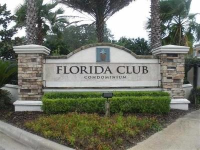 St Augustine Condo For Sale: 520 Florida Club #310