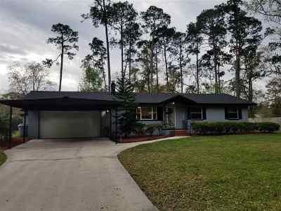 Mandarin Single Family Home For Sale: 2840 Scott Cir