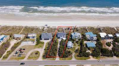 St Augustine Single Family Home For Sale: 7324 A1a South
