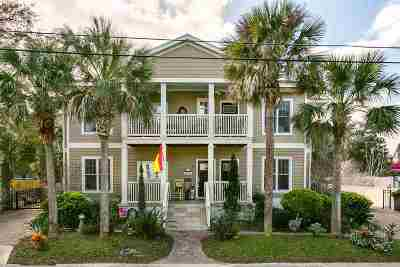 St Augustine Multi Family Home For Sale