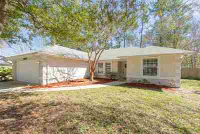 St Augustine Single Family Home For Sale: 1609 Bay Hawk Lane