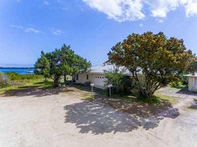 St Augustine Multi Family Home For Sale: 435 Flagler Blvd