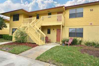 St Augustine Condo Conting_accpt Backups: W 650 Pope Rd. Unit 270 #270