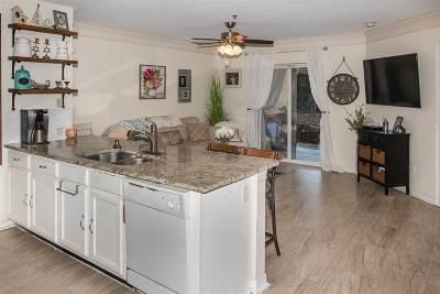 St Augustine Beach Condo For Sale: 120 Ocean Hibiscus #102