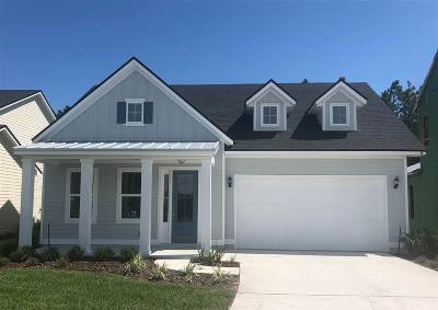 St Augustine Single Family Home For Sale: 109 Paranza Tr