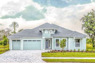 St Augustine Single Family Home For Sale: 409 Pescado Dr.