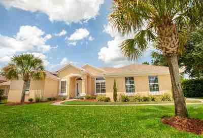 St Augustine Single Family Home For Sale: 721 Needle Grass Dr