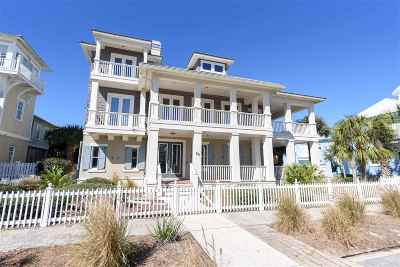 St Augustine Beach FL Single Family Home For Sale: $1,139,000