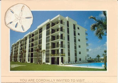 Condo For Sale: 8000 A1a S. Sand Dollar 2-203 #203