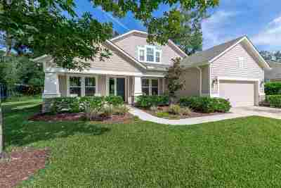 St Augustine Single Family Home For Sale: 760 Old Loggers Way