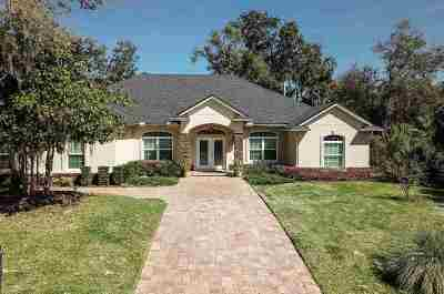 St Augustine Beach FL Single Family Home For Sale: $765,000