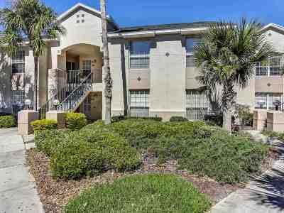 St Augustine Condo For Sale: 416 Augusta Circle