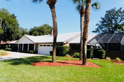 St Augustine Beach FL Single Family Home For Sale: $499,000